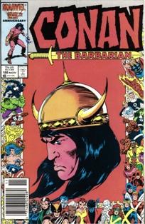 Conan The Barbarian 188 Comic Book Wiki